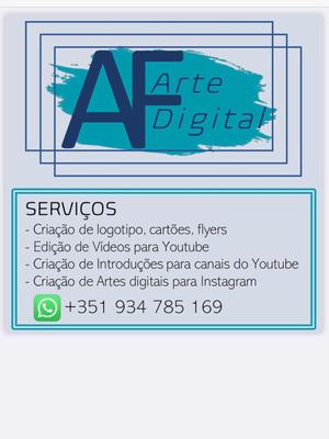 Criação De Artes Digitais