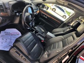 Honda Cr-v 2017 Ex-l Recibo Vehículo De Menor Valor