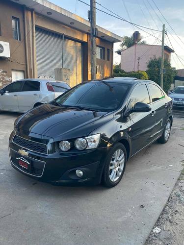 Chevrolet Sonic 2013 1.6 Ltz 4 P