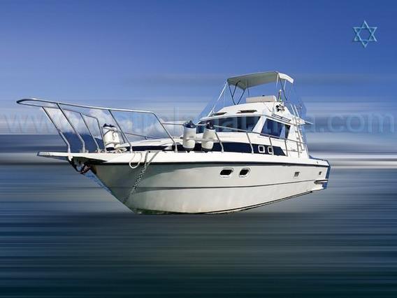 Lancha Intermarine Oceanic 36 Barco Iate N Phantom Cimitarra