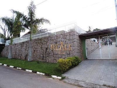 Casa Com 3 Dormitórios À Venda, 256 M² Por R$ 1.060.000 - Residencial Recanto Dos Canjaranas - Vinhedo/sp - Ca1158