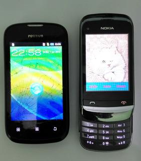 Celular Nokia C2-06 E Celular Positivo Ypy