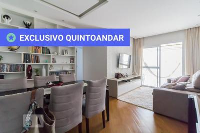 Apartamento No 26º Andar Mobiliado Com 3 Dormitórios E 2 Garagens - Id: 892918319 - 218319