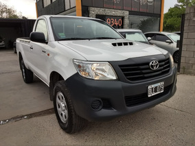 Toyota Hilux Dx Pack 2.5 4x2 Simple Cab /// 2014