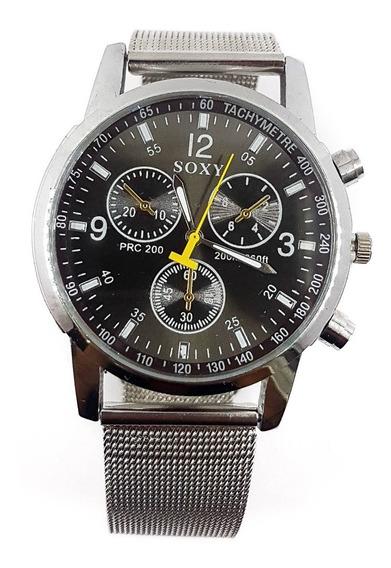 Reloj Caballero Elegante Classic Moda Promo