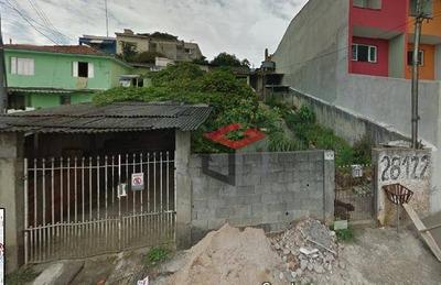 Terreno Residencial À Venda, Vila Linda, Santo André. - Te4581