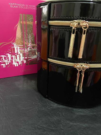 Maletín Porta Cosméticos Lancome Paris Original
