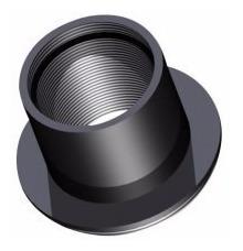 Adaptador T2 Tubo Para Telescópios 1.25 Ef Canon Nikon Sony