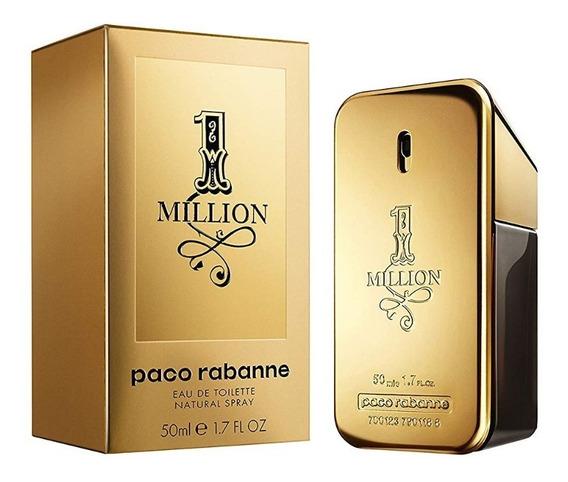 One Million Masculino Eau De Toilette - Paco Rabanne
