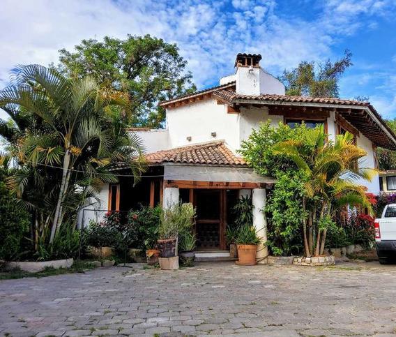 Amplia Casa En Renta En Valle