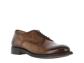Zapato Hush Puppies Leather Coventry Taupe