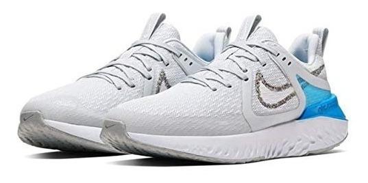 Zapatillas Nike Nike Legend React 2 Gris Turquesa At1368007