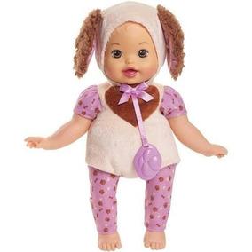 Boneca Little Mommy Fantasias Fofinhas Cachorrinho - Cfb91