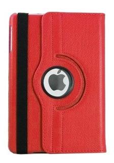Funda iPad Mini 1 2 3 Giratoria 360° Símil Cuero + Envió