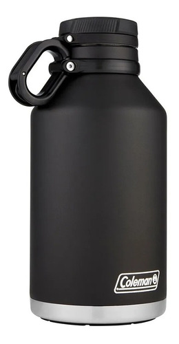 Termo Growler Coleman Acero Inox. 1,9lts Black Sand