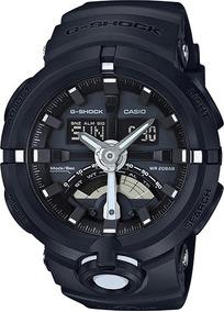 Relógio De Casio G-shock Analógico Digital 200m Ga-500-1a
