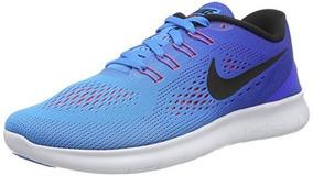 Tenis Nike Rn Blue 7 Us