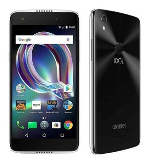 Alcatel Idol 5s 32gb Android 7 Cámara 12+8 Mp Memoria 32+3 Gb Sensor Huella