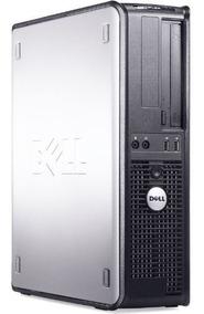 Cpu Dell E8400 8gb Ddr3 Hd 500 + Wifi / Win 10 Grav De Dvd