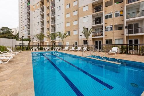 Imagem 1 de 14 de Apartamento Novo, Pronto Para Morar