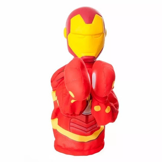 Avengers Muñecos Boxeadores Marvel Santa Claus