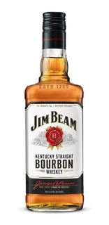 Whiskey Jim Beam White De Litro Bourbon Whisky Envio Gratis