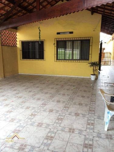 Imagem 1 de 30 de Casa Com 3 Dormitórios À Venda, 90 M² Por R$ 320.000,00 - Mirim - Praia Grande/sp - Ca0877