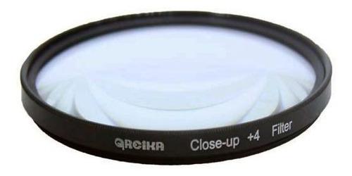 Filtro De Lente Close Up +4 52mm Greika