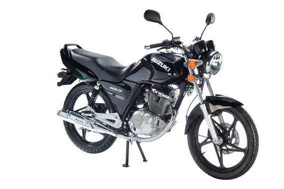 Suzuki En 125 Naked !! - Km8motos