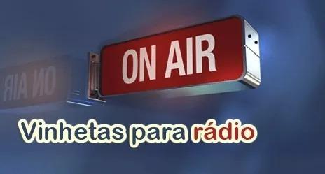Vinhetas Rádio - 25 Vinhetas Light/suaves