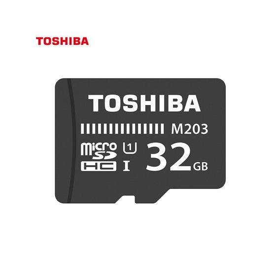 Cart?o Micro Sd Toshiba 32g Tf Cart?o U1 C10 M203 100 Mb / S