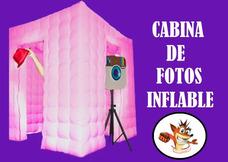 Alquiler Cabinas De Fotos En Cordoba - Cabinas Para Eventos