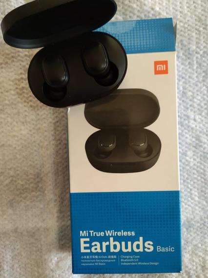 Fone De Ouvido Mi True Wirelless Earbuds Basic