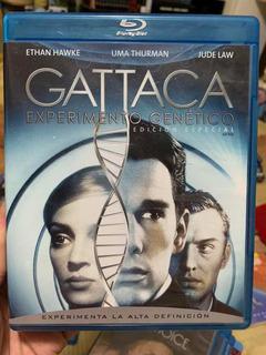 Blu-ray Gattaca / Experimentó Genético