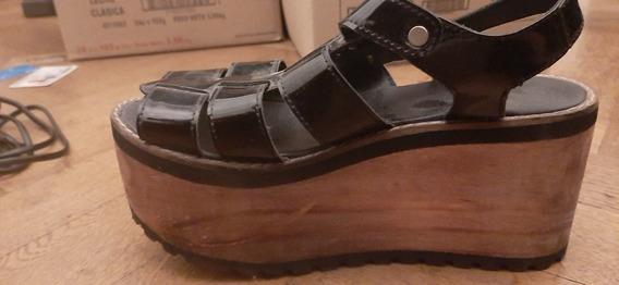 Zapatos/sandalias Con Plataforma (precio Por Las 2 Juntas)