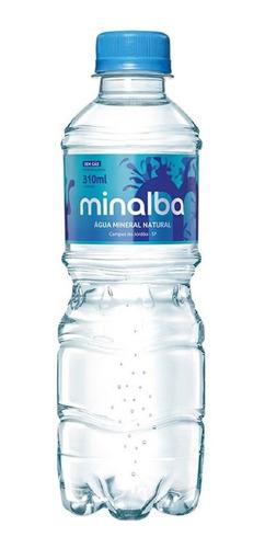 Imagem 1 de 1 de Água Mineral Minalba 310ml - Sem Gás