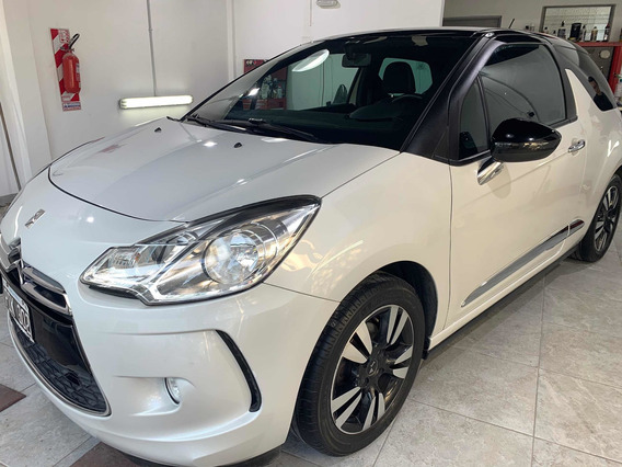 Ds Ds3 1.6 Vti 120 So Chic 2015