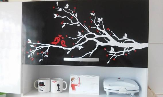 Adesivo Decorativo Árvore