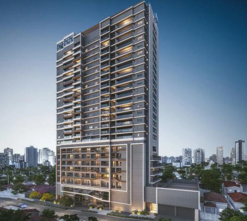 Apartamento Residencial Para Venda, Vila Mariana, São Paulo - Ap8402. - Ap8402-inc