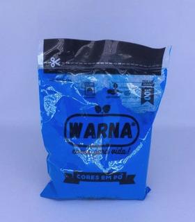 Cores Holi Em Po: Warna - 100 Saquinhos 50g = (5kg)
