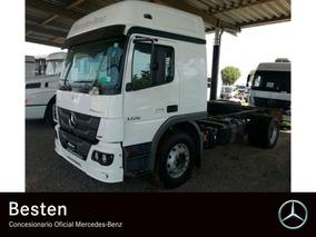 Mercedes Benz Atego 1726/36 Te 0km 2019 Camion Besten Junin