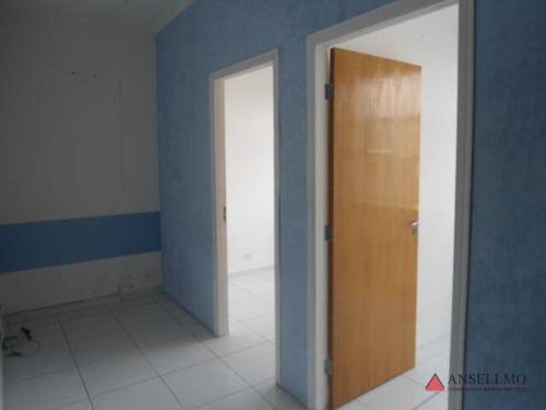 Imagem 1 de 6 de Sala Para Alugar, 46 M² Por R$ 1.100,00/mês - Centro - São Bernardo Do Campo/sp - Sa0388