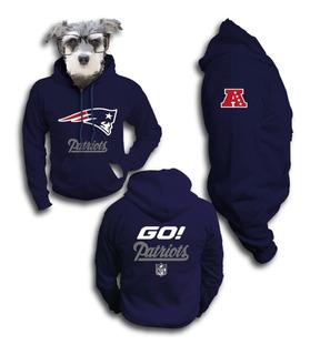 Sudadera New England Patriots Nfl Pats Nueva Inglaterra
