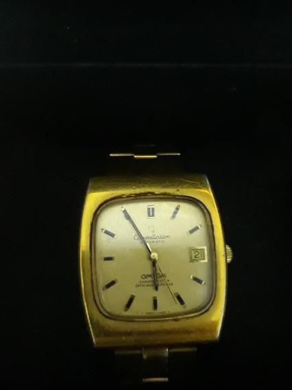 Relógio Ômega Constellation Automatic Chronometer