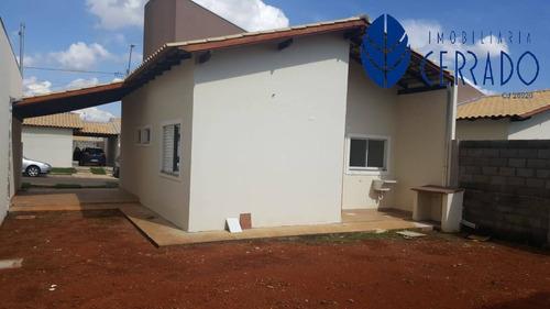 Imagem 1 de 15 de Casa Condomínio Vila Lobos Anápolis-go - Ca4232240