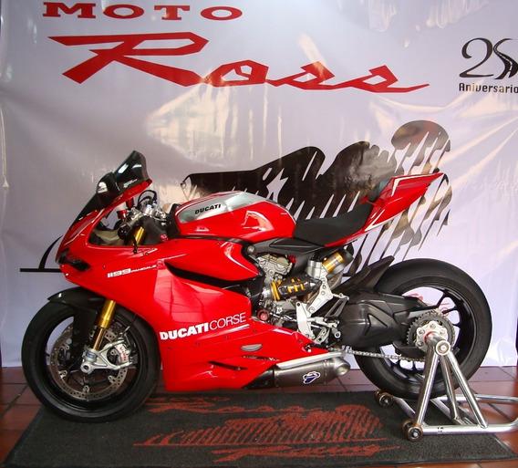 Ducati 1199 Panigale R Máximo Equipo