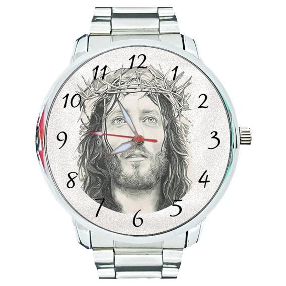 Relógio Jesus Cristo Pai Filho Espírito Santo Católica Relig