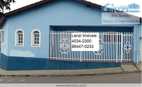 Imagem 1 de 19 de Casas À Venda  Em Bragança Paulista/sp - Compre A Sua Casa Aqui! - 1269854