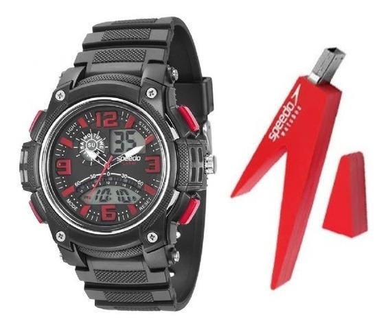 Relógio Speedo 81085g0egnp2 Digital Pendrive 81085g0egnp2k3