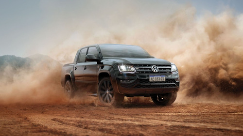 Volkswagen Amarok Black Style 4x4 Aut V6